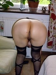 Check out these plump mom asses. They look so soft and mushy like you could use them as a pillow.�